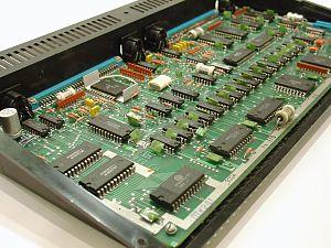 Electronika BK - BK0010-01 System Board