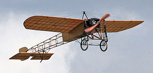 Bleriot from below by JM Rosier.JPG