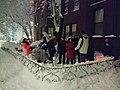 Blizzard party Boston Massachusetts March 2018.jpg