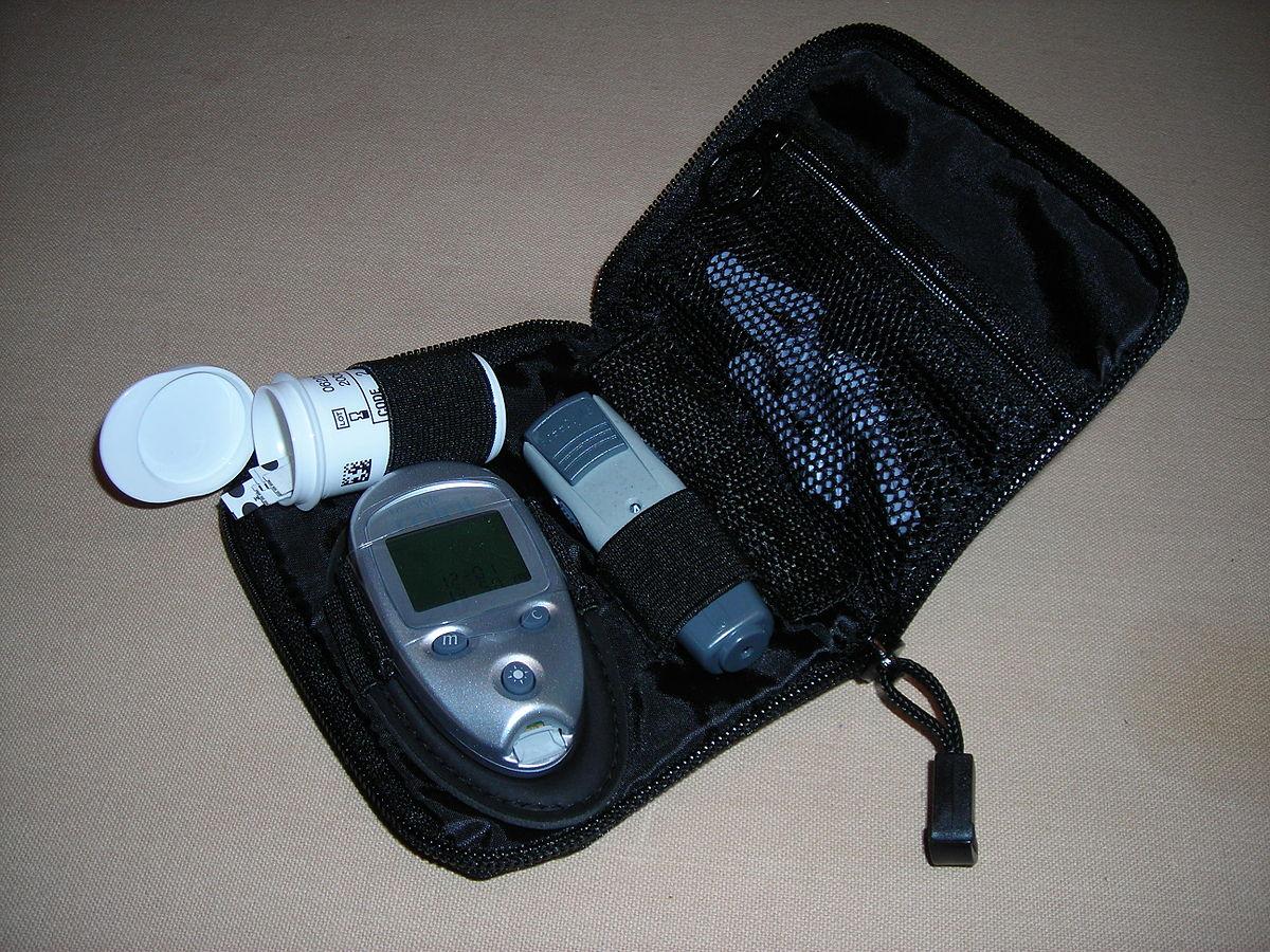 prueba de diabetes libre de insulina