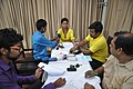 Blood Pressure And Blood Glucose Test - Health Check-up Camp - NCSM - Salt Lake City - Kolkata 2017-06-21 2946.JPG