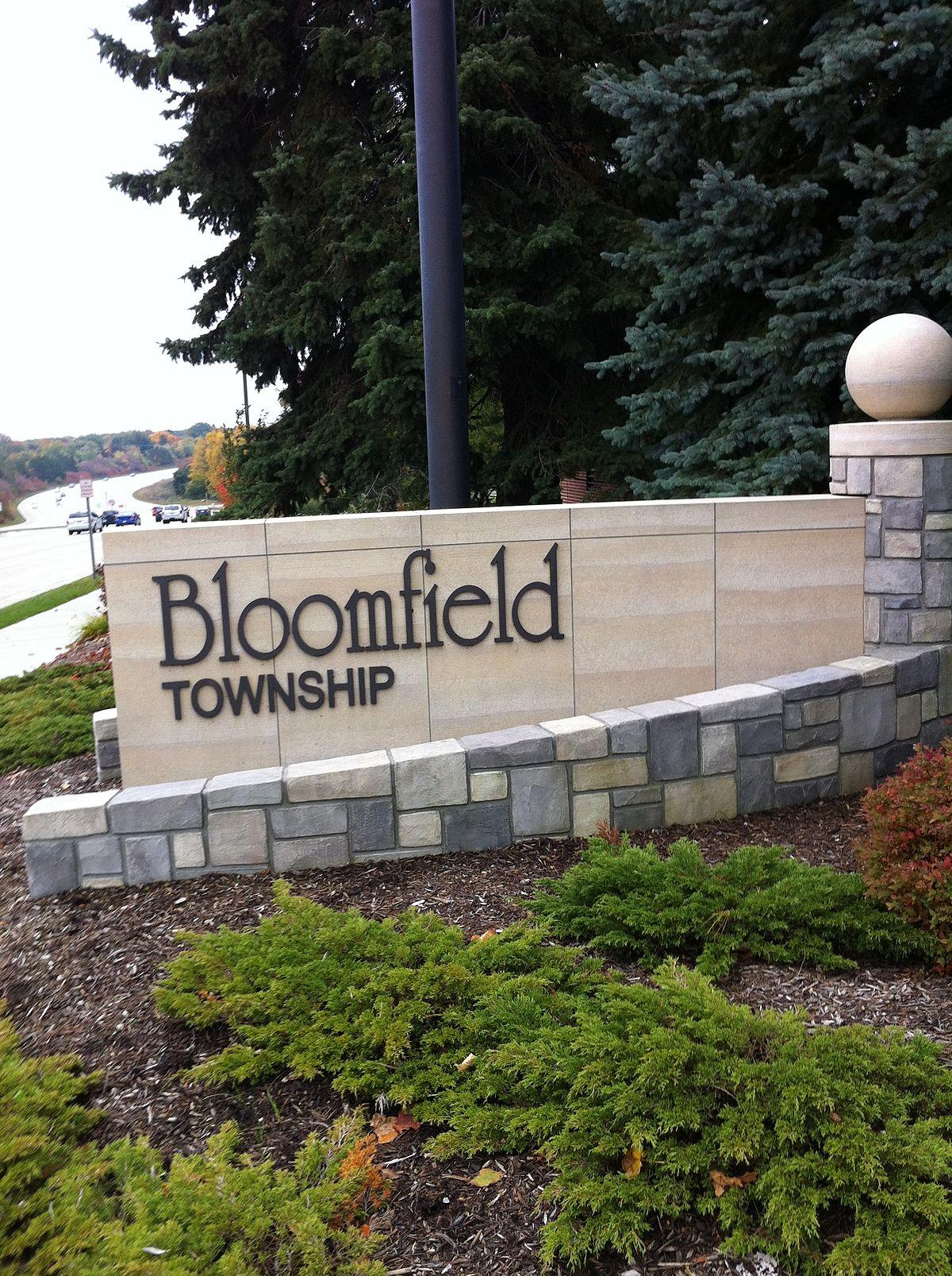 Bloomfield Township Oakland County Michigan Wikipedia