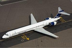 McDonnell Douglas MD-90 - Blue1 MD-90-30