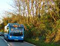 Blue Buses, Isle of Wight (16063279325).jpg