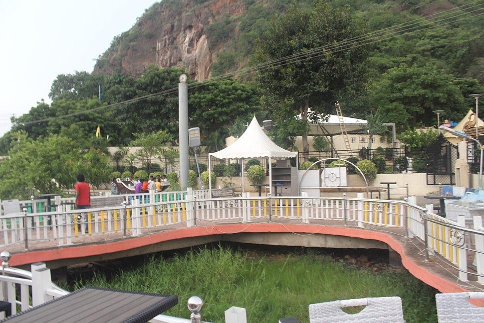 Boating Resort in Vijayawada