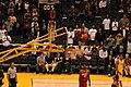 Bobcats at Lakers 2005-10-21.jpg