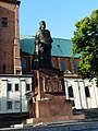 Boleslaw Chrobry monument in Gniezno.JPG