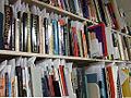 Books on shelves.JPG