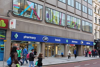Boots UK - Boots branch in Belfast