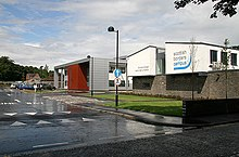 Borders College Scottish Borders Campus in Galashiels - geograph.org.uk - 1398681.jpg