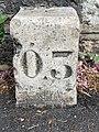Borne Numéro 03 près 32 rue Commandant Jean Duhail Fontenay Bois 4.jpg