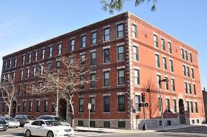 Goldsmith Block - Image: Boston MA Goldsmith Block
