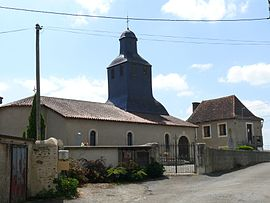 The church of Saint-Martin, in Bouillon