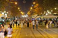 Boulevard Vitosha at night, Sofia PD 2012 13.jpg