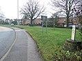 Boundary Marker - geograph.org.uk - 1714443.jpg