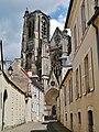 Bourges Cathédrale Saint-Étienne Fassade 2.jpg