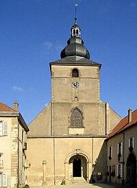 Bouzonville, Abbaye Sainte-Croix 1.jpg