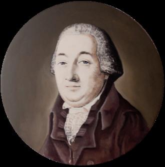 Johann Gottfried Brügelmann - Image: Brügelmann Medaillon