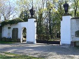 Old Jewish Cemetery, Wrocław