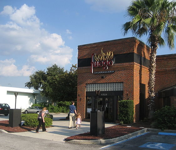 Brazilian restaurant in Florida By Infrogmation of New Orleans (Photo by Infrogmation) [GFDL (http://www.gnu.org/copyleft/fdl.html) or CC BY-SA 3.0 (https://creativecommons.org/licenses/by-sa/3.0)], via Wikimedia Commons