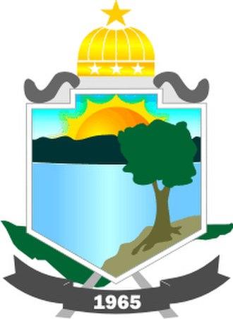 Coari - Image: Brasão de Coari