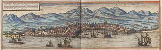 History of Palermo - Palermo in the 16th century