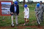 Breaking ground on new medical facility 150526-F-WX664-014.jpg