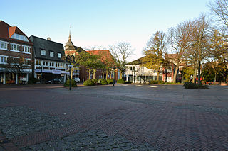 Bremervörde Place in Lower Saxony, Germany