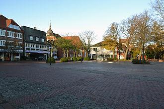 Bremervörde - Market square