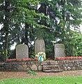 Brest Niedersachsen War Monuments.jpg