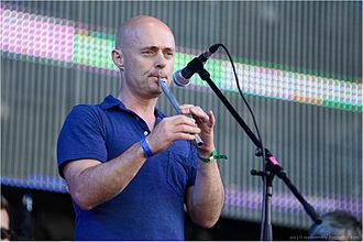 "Brian Finnegan - ""Rock nad Volgoy"" 2013"