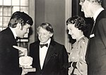 Brian Milton Gets Hang-gliding Award from Queen in 1985.jpg