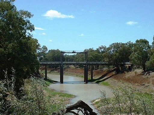 Bridge Darling River Wilcannia