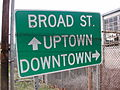 Broad St sign post Katrina.jpg