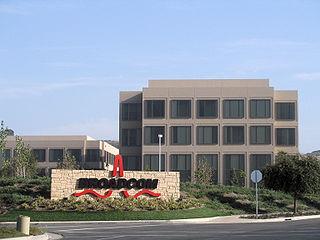 Broadcom Corporation American fabless semiconductor company