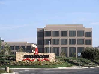 Broadcom - Headquarters at UC Irvine's University Research Park