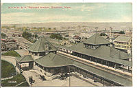 Brockton station 1910 postcard.jpg