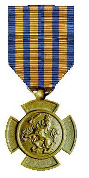 Bronze Lion - Image: Bronzen Leeuw
