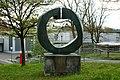 Bronzeplastik Grand Astre 1⁄3 (André Ramseyer 1966) 02.jpg
