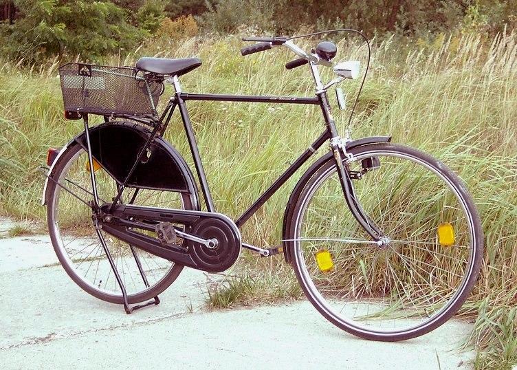 Brosen city bicycle
