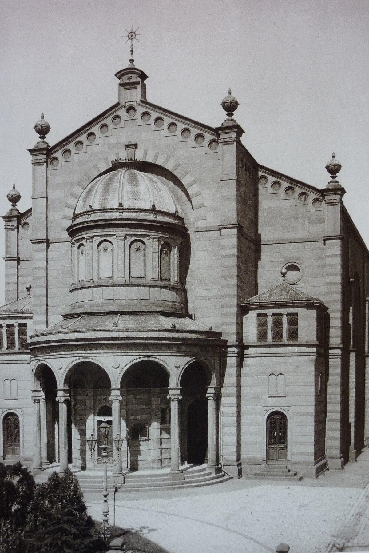 Architekt Bruchsal jakob henkenhaf