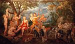 Brueghel and Rubens, Diana and her Nymphs on the Point of Leaving - Musee de la Chasse et Nature.jpg