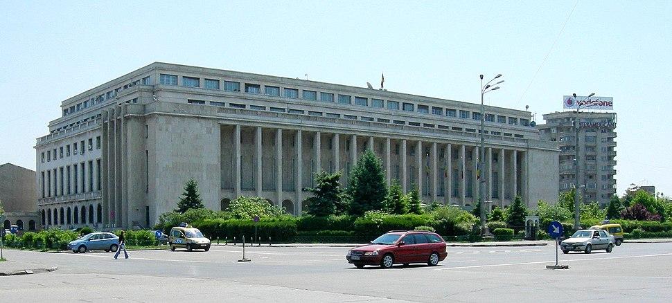 Bucharest Victoria Palace-2