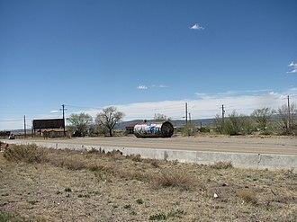 Budaghers, New Mexico - Budaghers