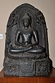 Buddha with Bowl of Honey - Circa 10th Century CE - Bihar - ACCN NS2074-A25150 - Indian Museum - Kolkata 2013-04-10 7776.JPG