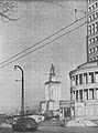 Budowa Pałacu Kultury i Nauki widziana z ul. Tytusa Chałubińskiego.jpg