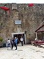 Budva Stadtmauer - Landtor 1.jpg