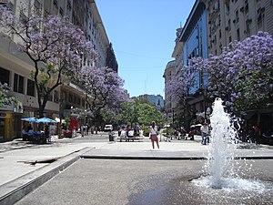 San Nicolás, Buenos Aires - Image: Buenos Aires San Nicolás Diagonal Norte