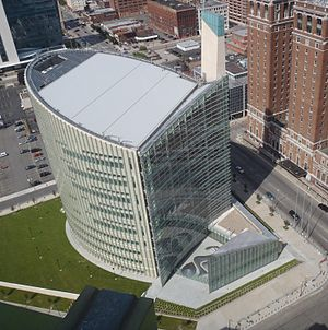 Robert H. Jackson United States Courthouse - Federal Courthouse, in Buffalo, NY