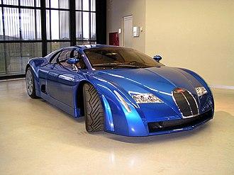 Bugatti 18/3 Chiron - Image: Bugatti Veyron panoramio (1)
